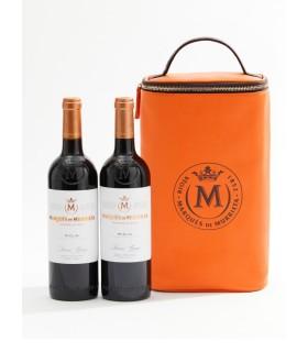 Marqués de Murrieta Reserva Leather Case