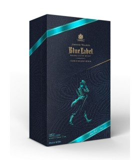 JOHNNIE WALKER BLUE LABEL ESTUCHE